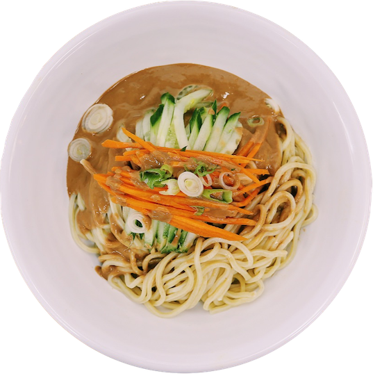 Sesame Paste Cold Noodles