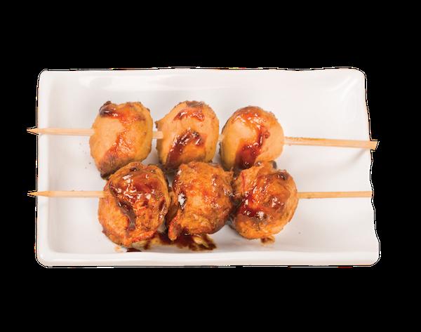 Fried Cuttlefish Balls